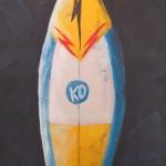 Vintage Surfboard 3
