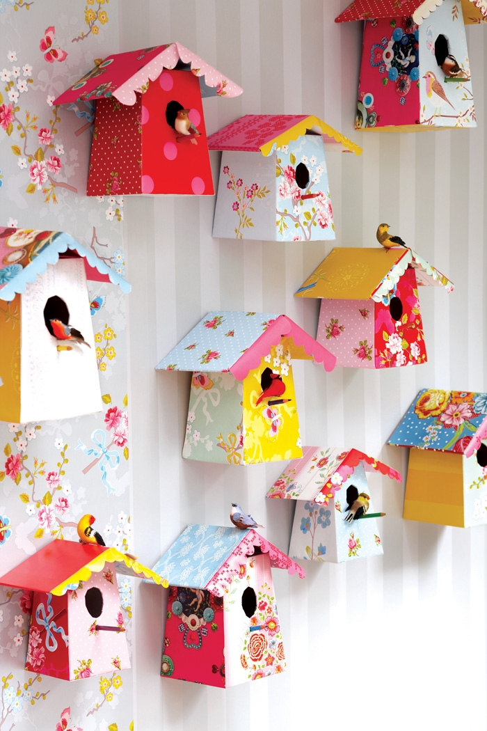 3 diy kid 39 s decor ideas i wish i 39 d thought of nesting story for Wish decoration