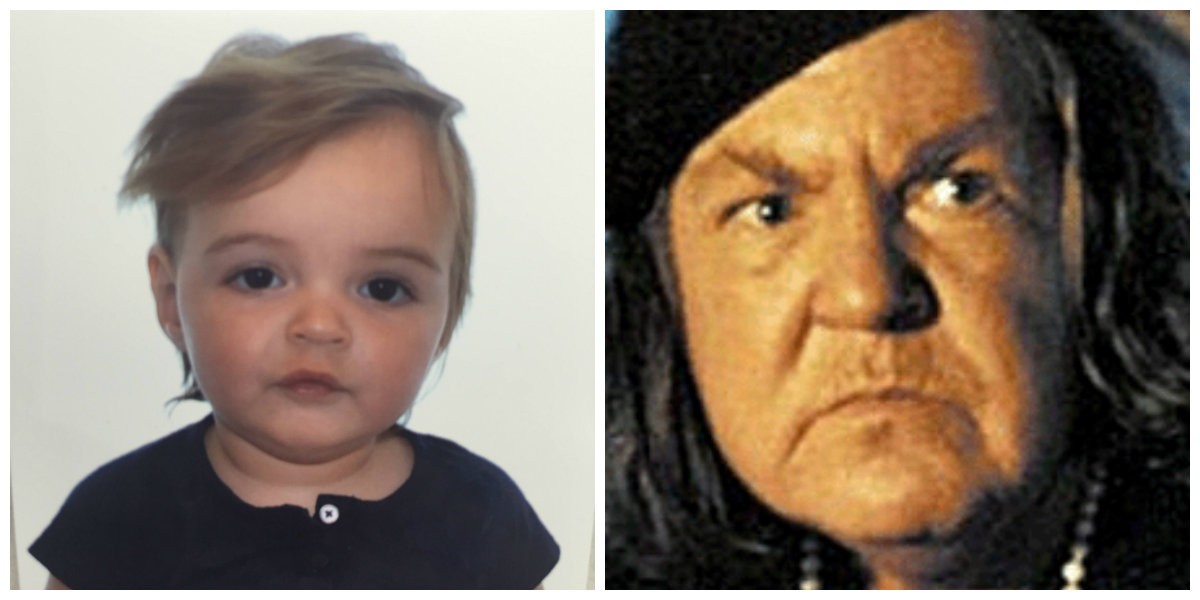Everly vs Mama Fratelli from the Goonies