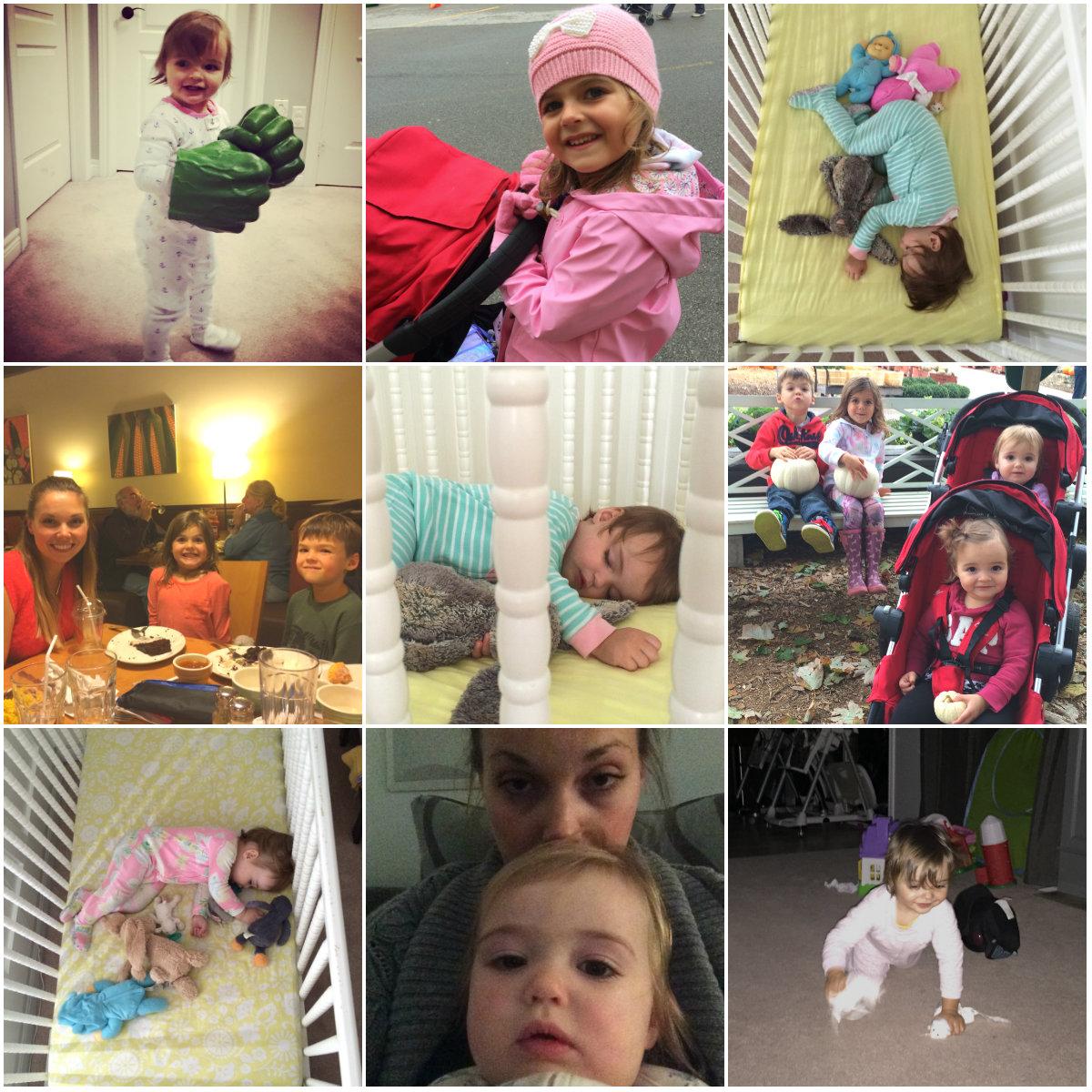 Illness and four kids