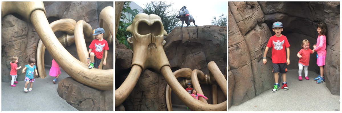 Lion King play area