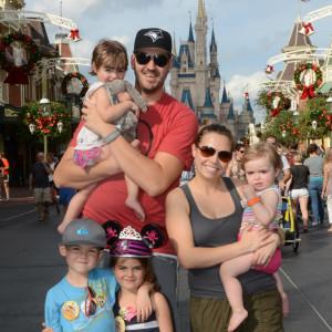 Nesting Story at Disney World
