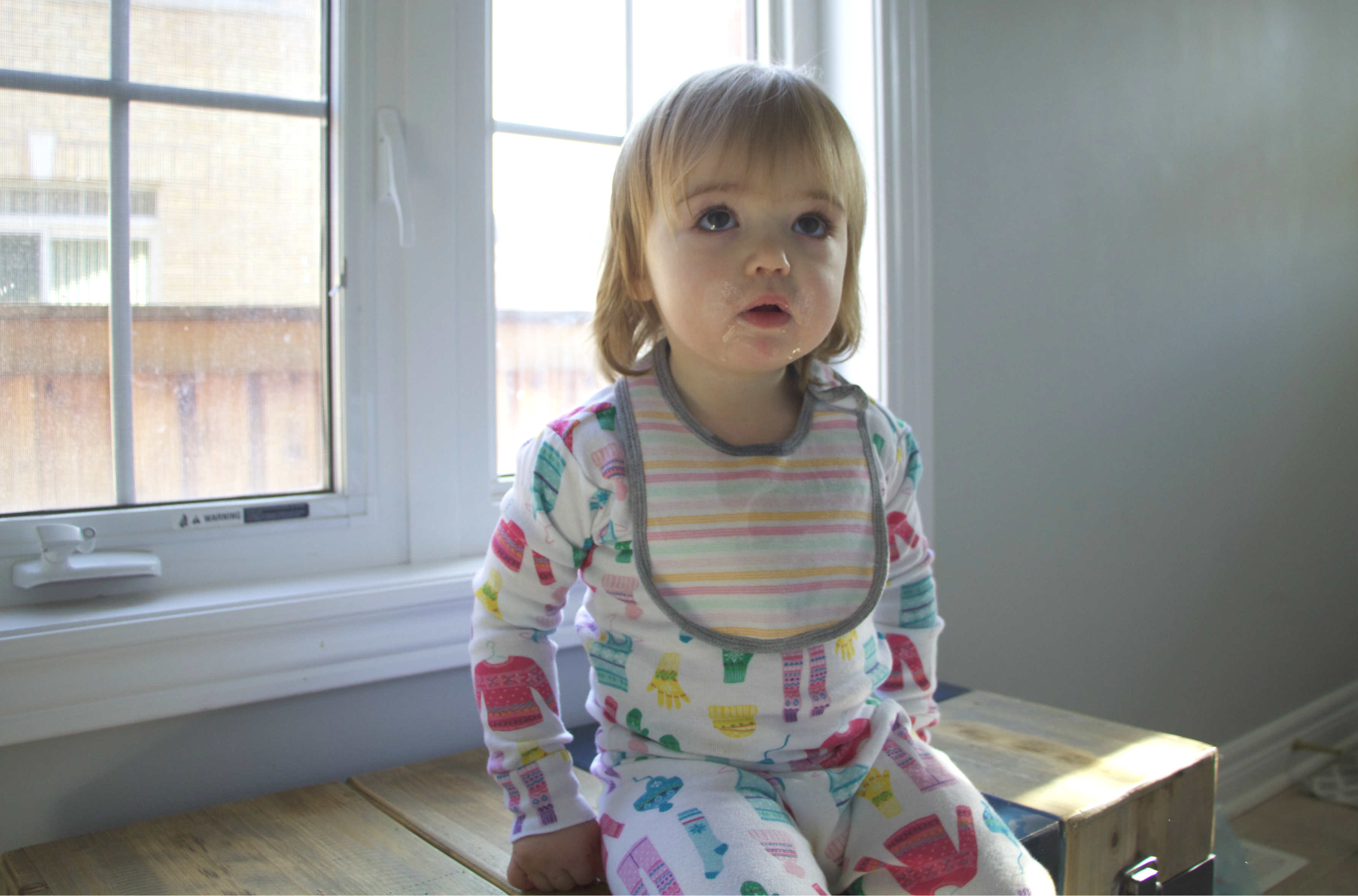 toddler drooling 2