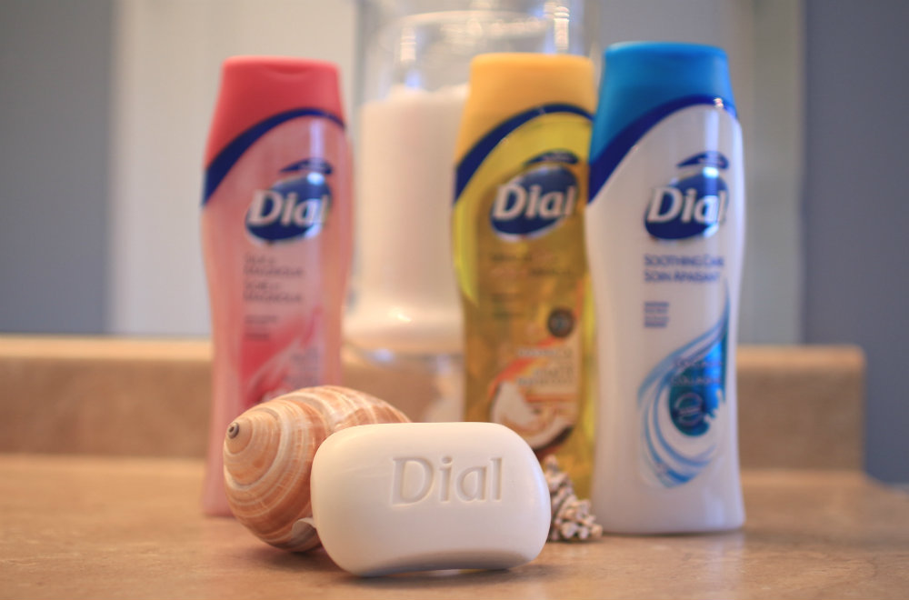 Dial soap and body wash