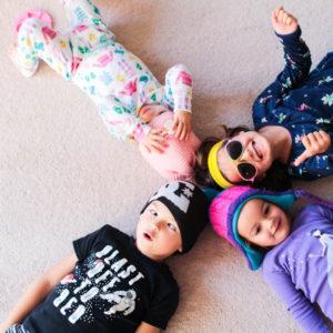 Four Kids