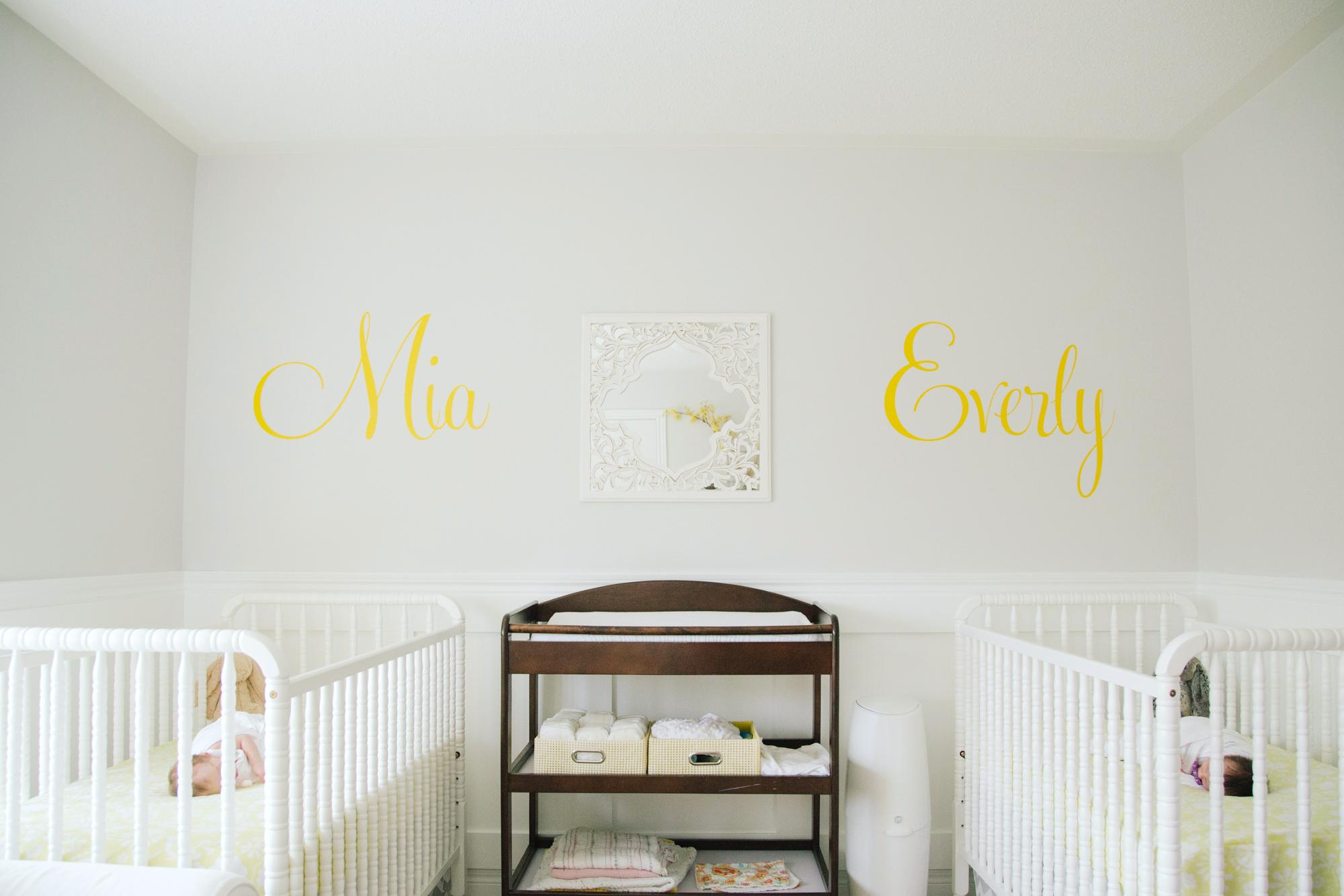 Sarah Martin Photography - Nesting Story nursery