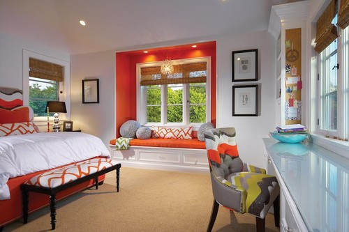 Vibrant Teen Room Bursting With Colour!