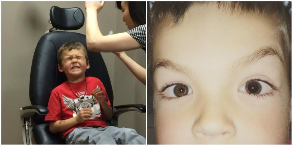Kids Eye Doctor Eye Exam Eye Drops