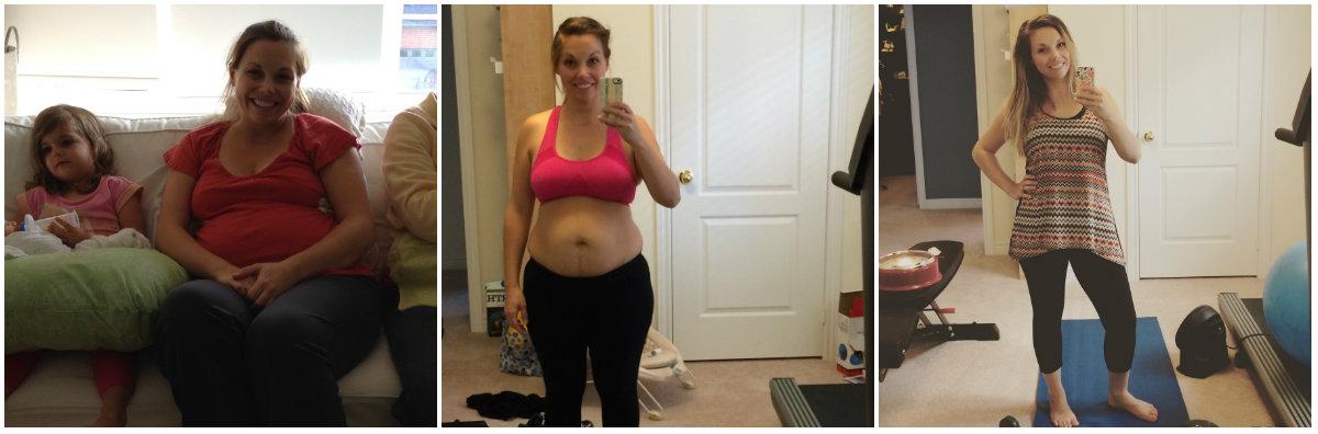Post Pregnancy Weightloss