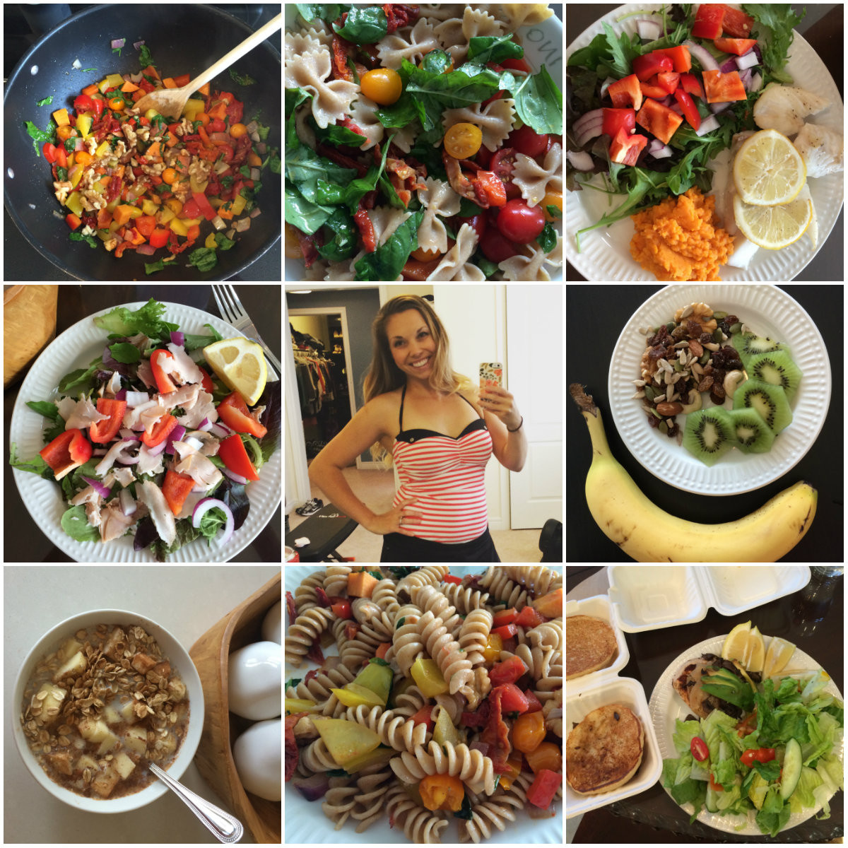 Losing The Baby Weight: Fast, Healthy, Clean Meal Ideas