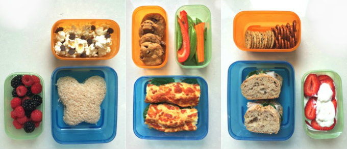 Upping My School Lunch Game - Nesting Story
