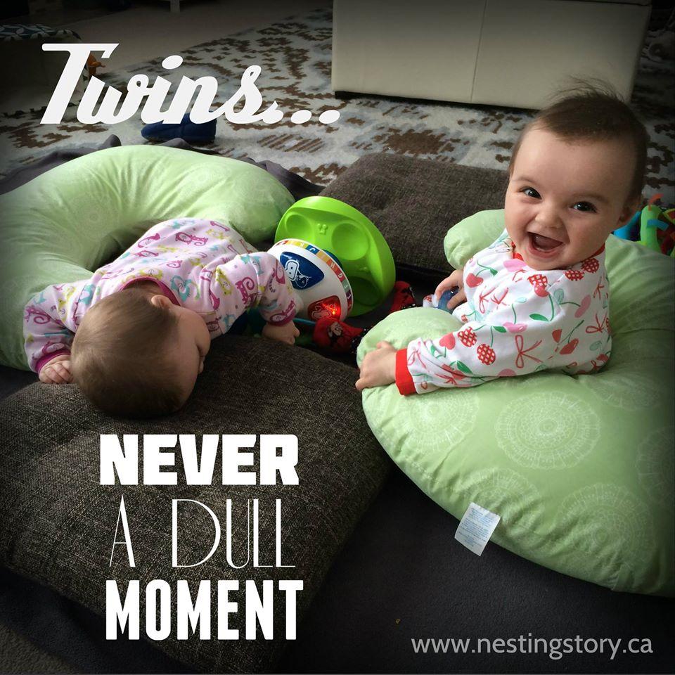 Twins are fun
