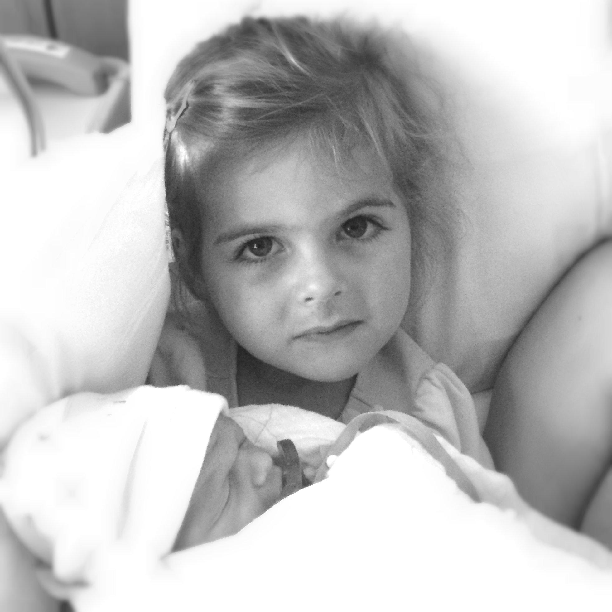 Beau in hospital