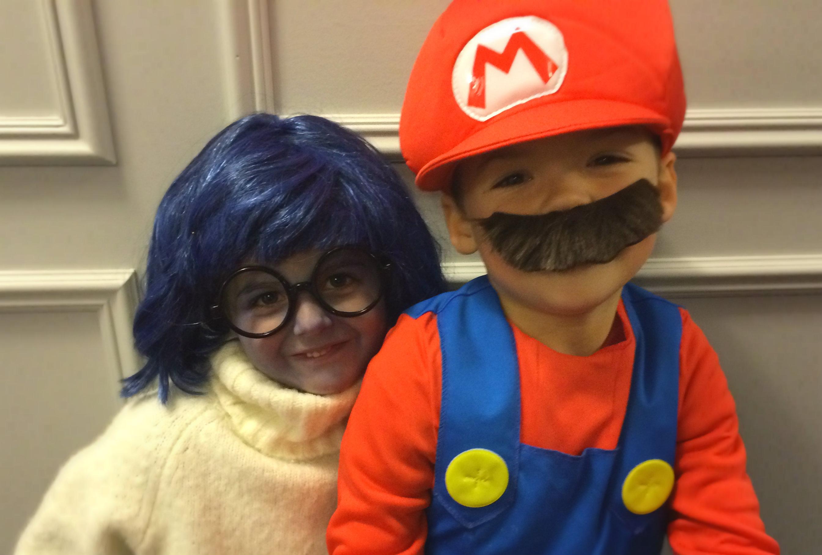 Sadness and Mario