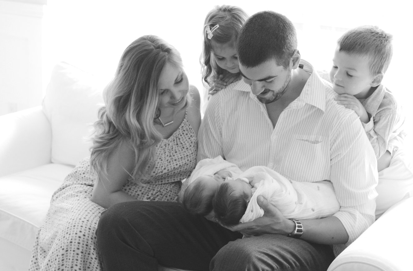 Family Sarah Martin Photography