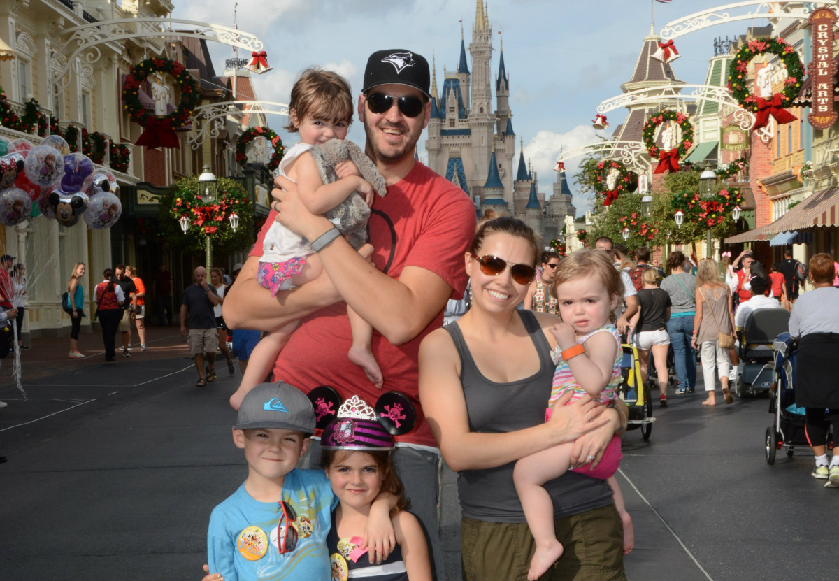 Disney's Magic Kingdom: How We Mastered The Happiest Place On Earth With Four Kids In Tow