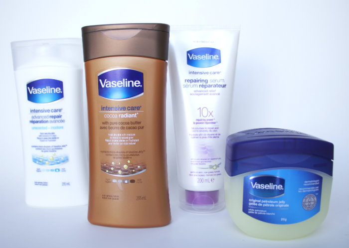 Vaseline products