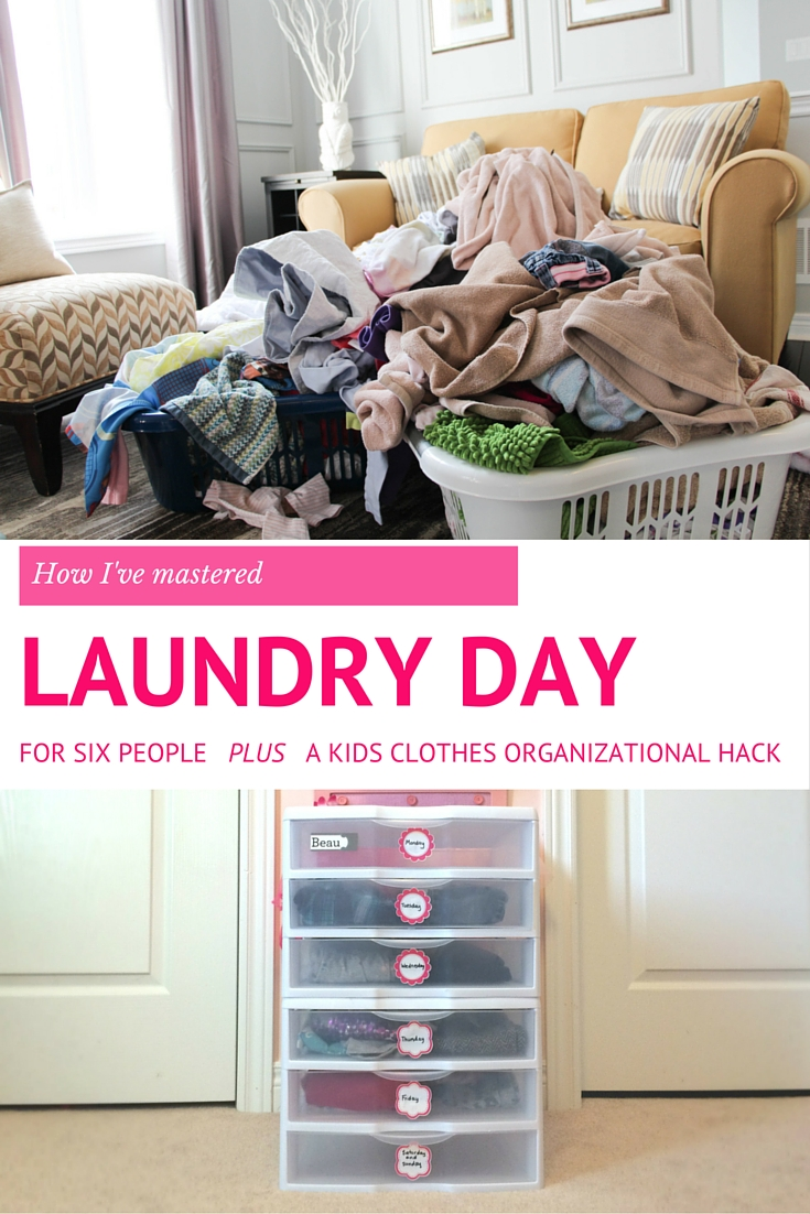 LAUNDRY DAY HACK