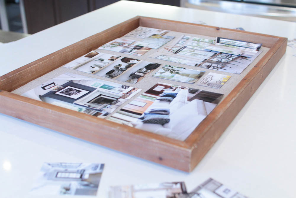Home vision board
