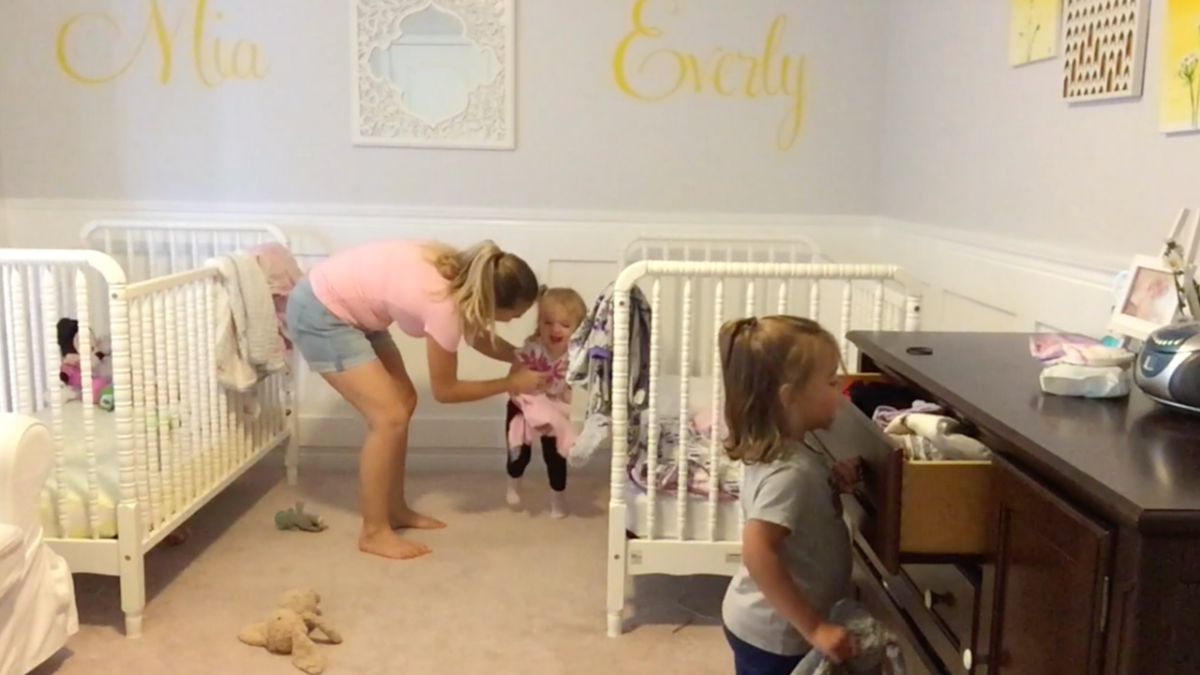 A Day In The Life 4 (video) – Life With Four Kids Including Twin Toddlers