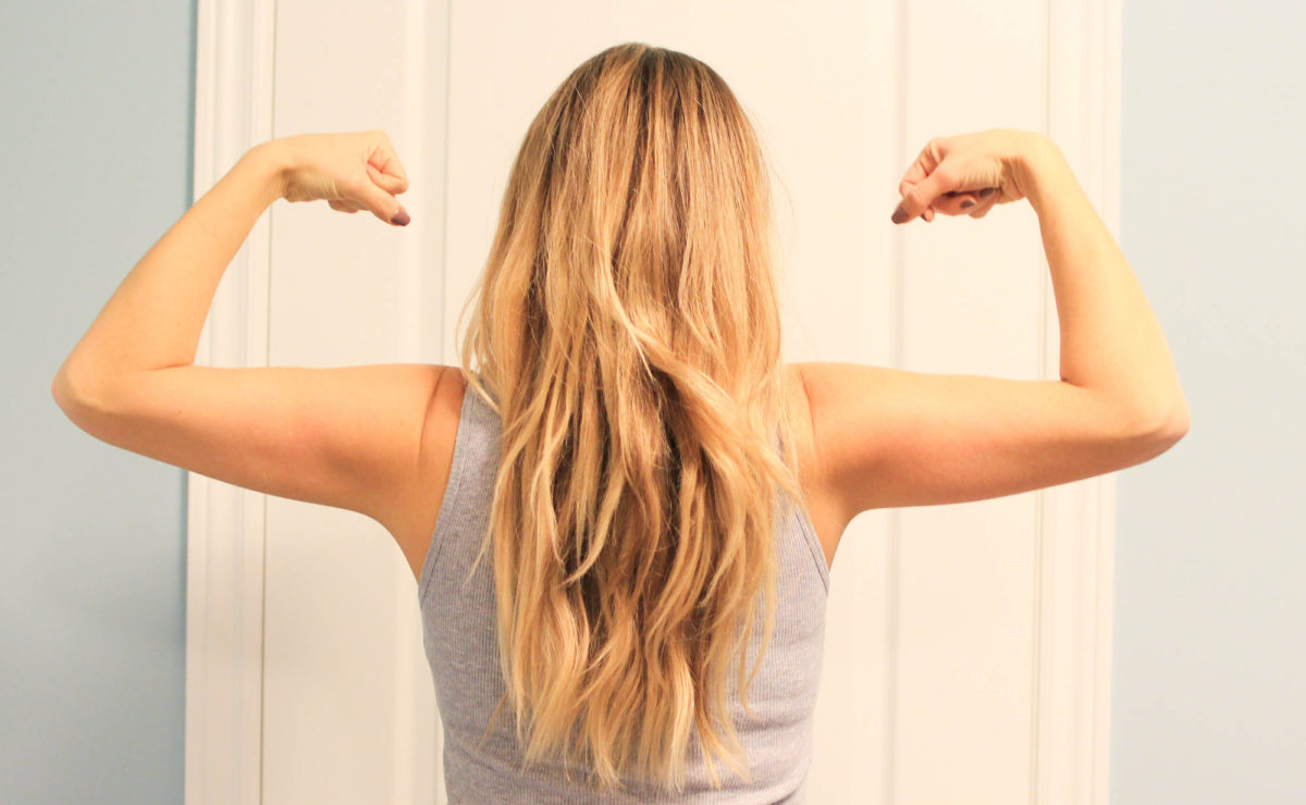 8 simple tips (from a mom of four and a personal trainer) that will make your at home workouts more successful