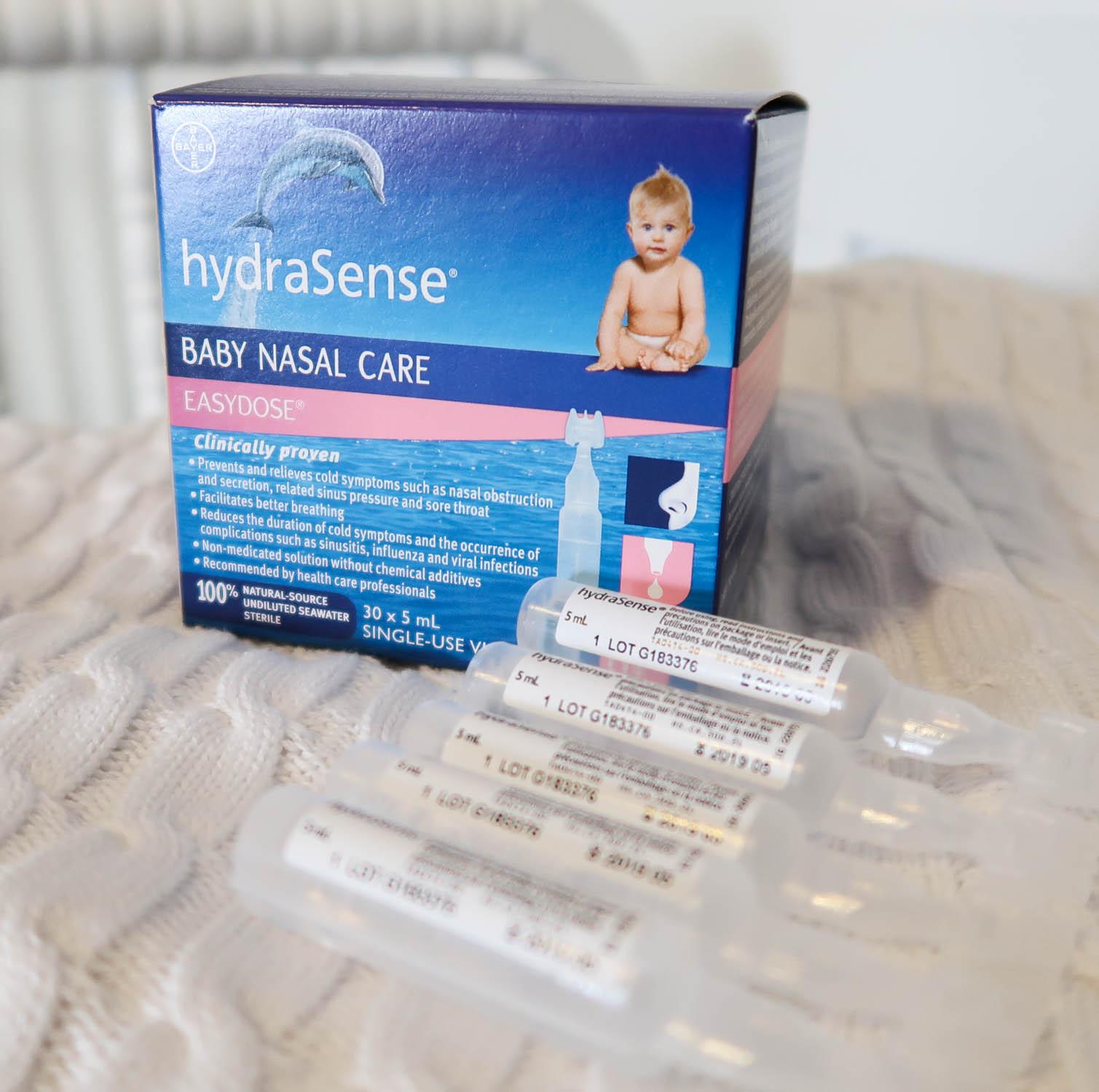 hydraSense Easydose Vials