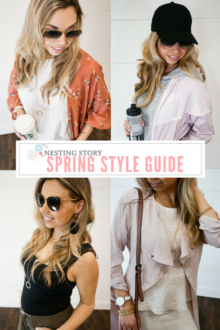 2018 Nesting Story Spring Style Guide