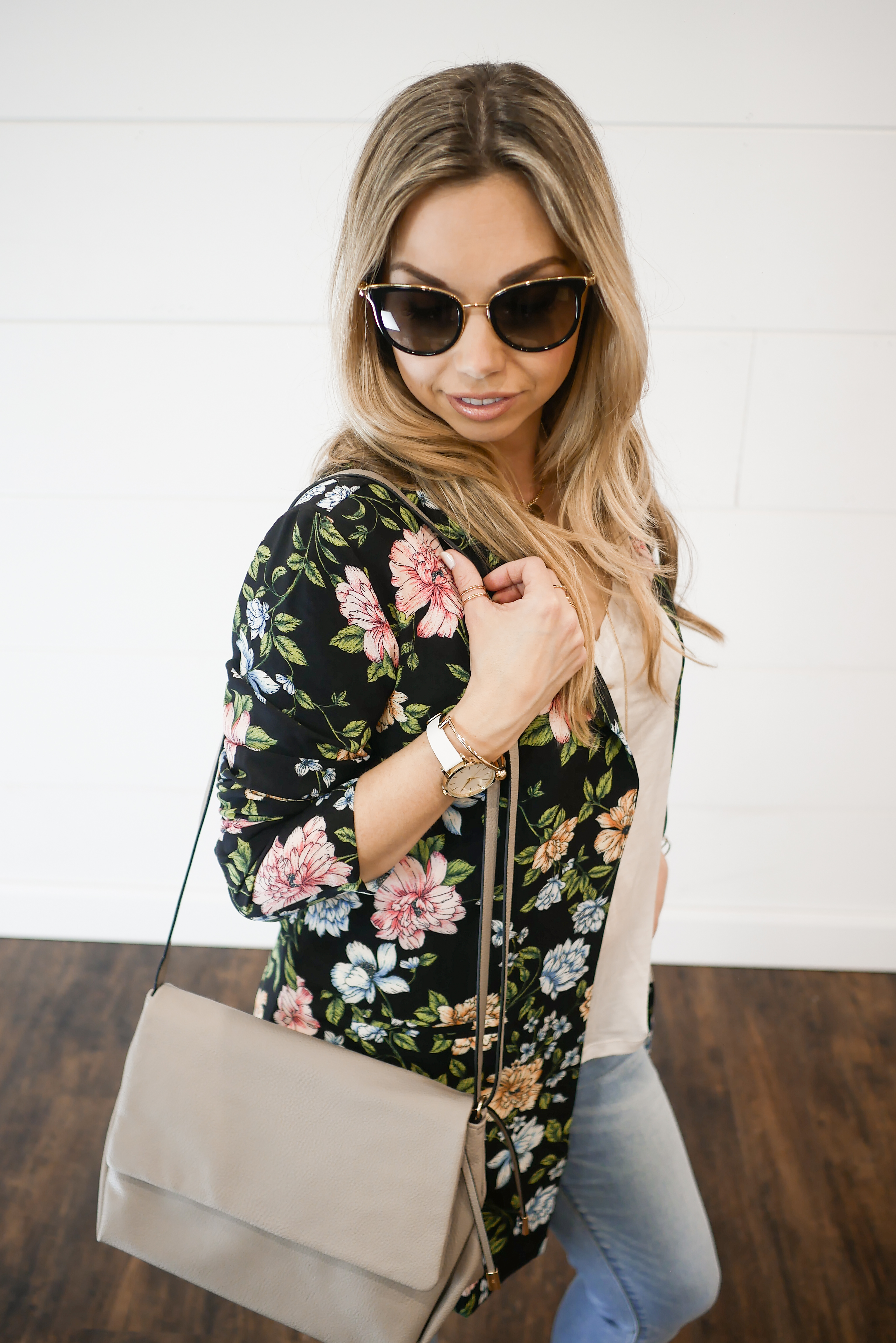 spring style guide - floral print