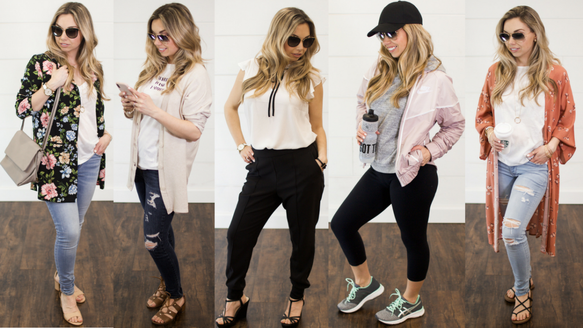 Spring outfits you will love – Spring wardrobe style guide