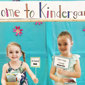 Our twins are heading to kindergarten, are they ready? by Nesting Story