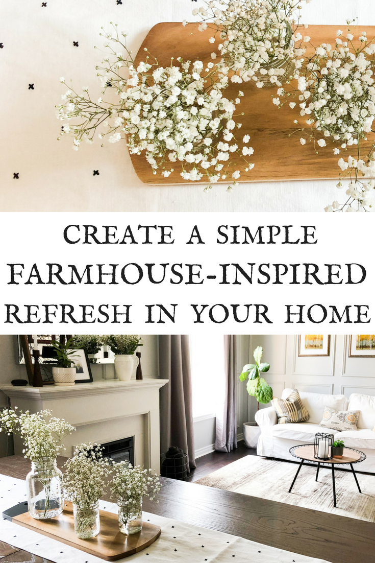 farmhouse refresh