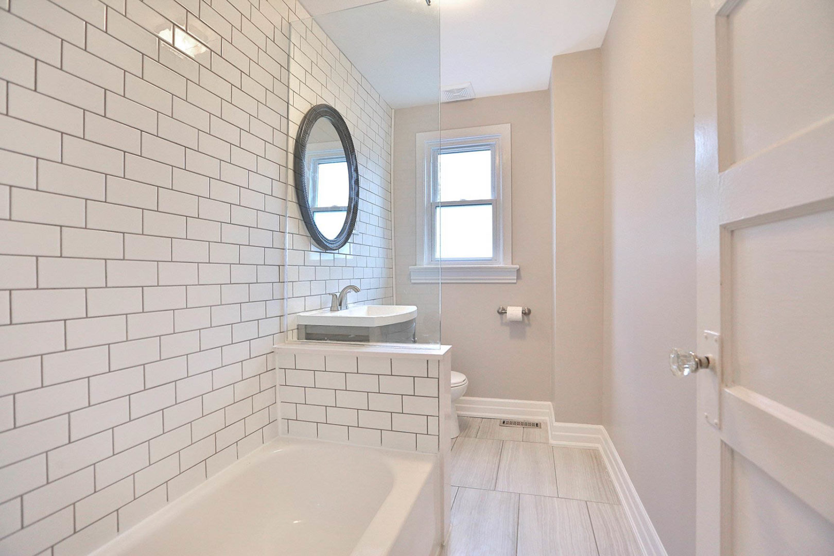 bathroom inspiration for updating your home - Lara Young for nesting story