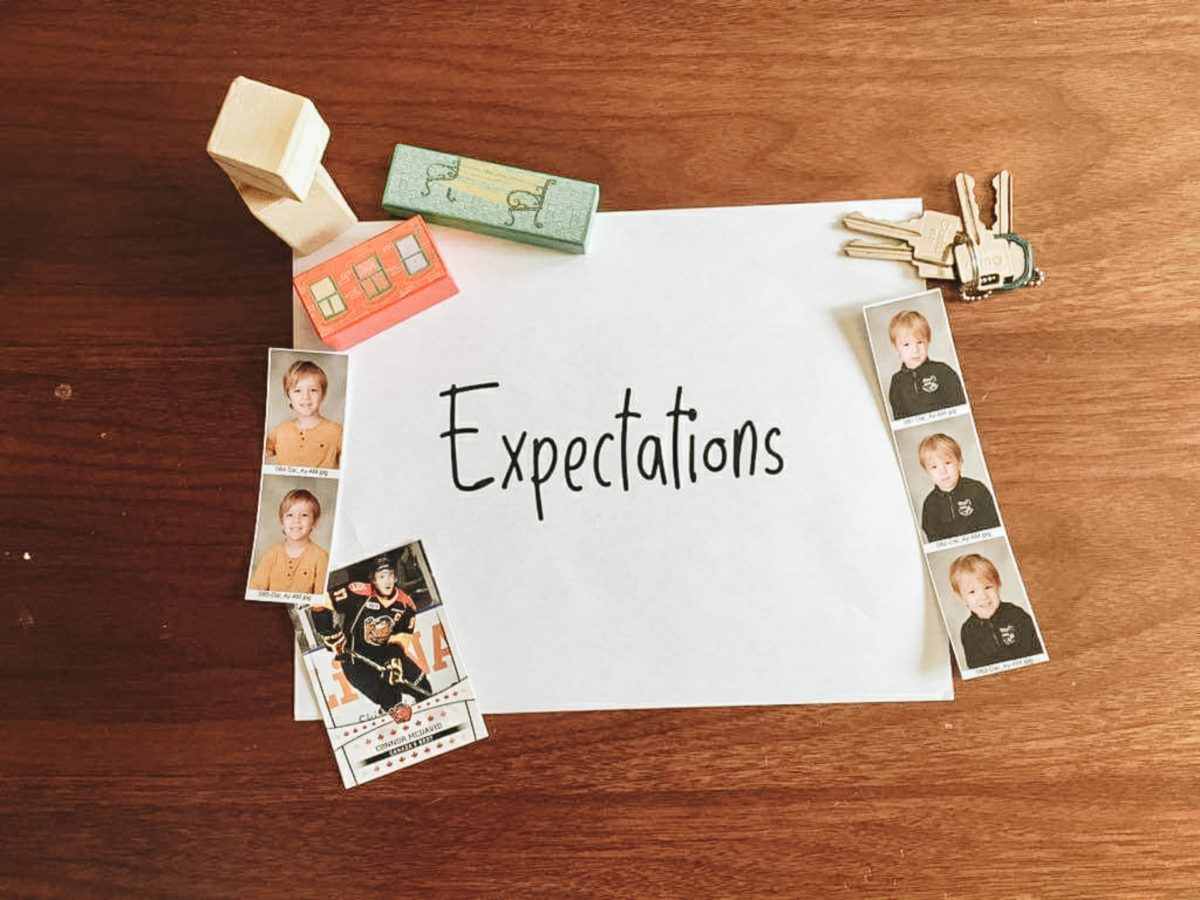 Setting Expectations for Your Kids