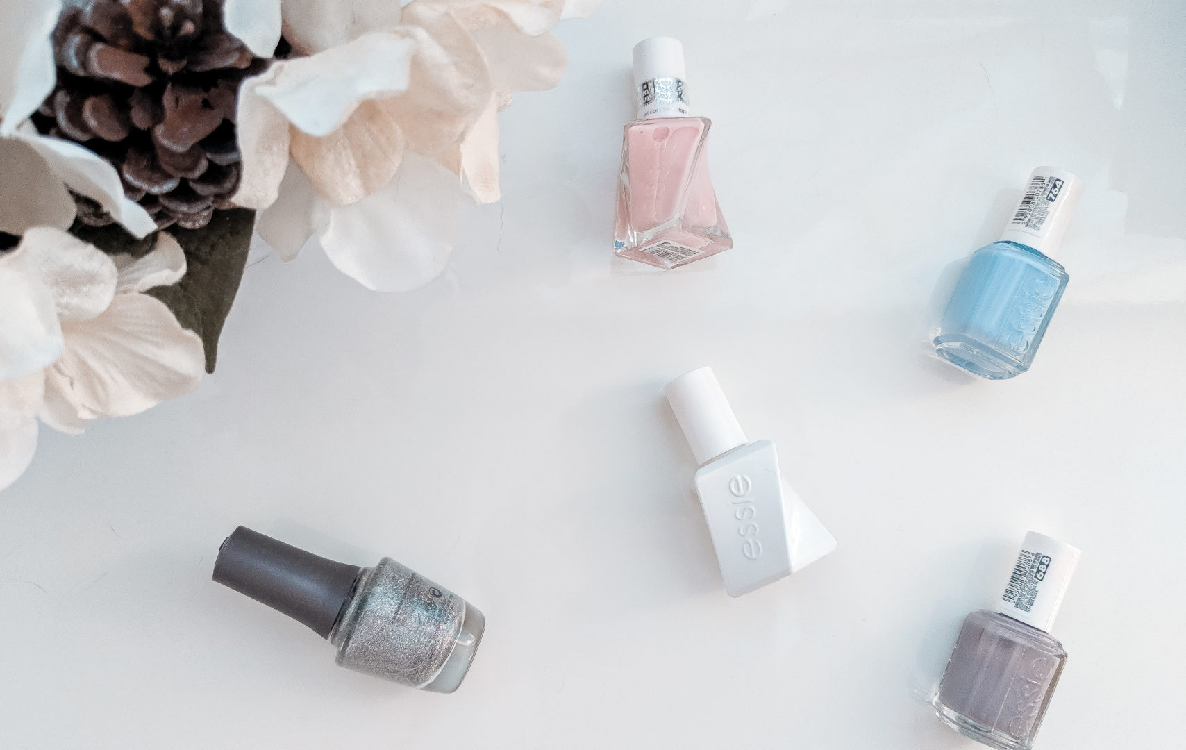 5 nail polish colours to try this summer.