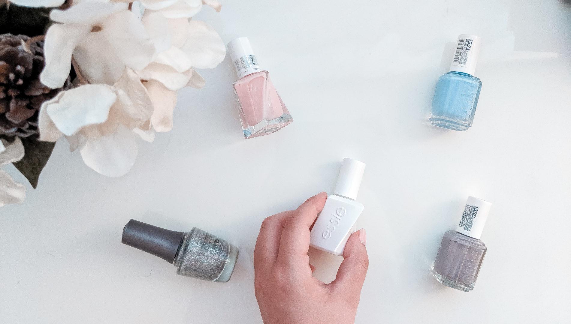 Choosing the right nail polish.